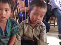 Cậu bé vùng cao ngủ gật và loạt ảnh khiến bạn rơi nước mắt