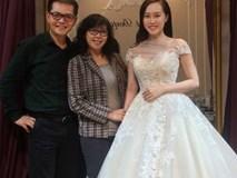 NSND Trung Hiếu đưa bà xã kém 19 tuổi đi thử váy cưới trước ngày trọng đại