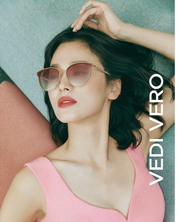 Bước sang tuổi 38, Song Hye Kyo vẫn khiến dân tình cảm thán vì bộ hình: Đúng là quốc bảo nhan sắc xứ Hàn!-2
