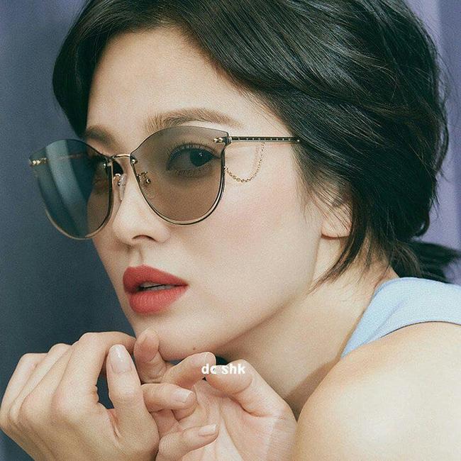 Bước sang tuổi 38, Song Hye Kyo vẫn khiến dân tình cảm thán vì bộ hình: Đúng là quốc bảo nhan sắc xứ Hàn!-3