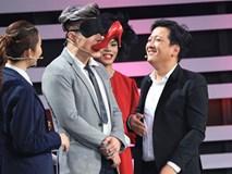 Trường Giang, Hari Won cùng Lâm Khánh Chi ngoạm bốt, Quỳnh Anh Shyn và MC Đại Nghĩa cắn dép lào trên sóng truyền hình