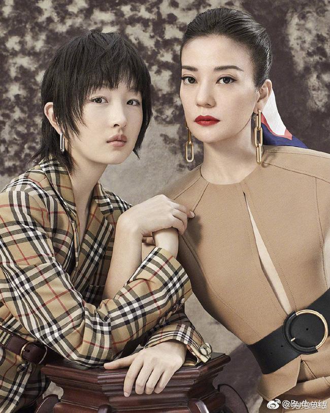 """Đổi kiểu tóc và makeup, Triệu Vy khiến dân tình xôn xao: người khen thời thượng, người chê Én nhỏ mà như Diều hâu""""-2"""