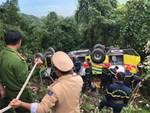 Tài xế vụ xe khách rơi xuống vực khiến 1 nữ sinh tử vong khai do xe mất thắng-5