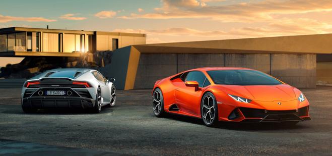 Lamborghini ra mắt siêu xe Huracan EVO hoàn toàn mới-1