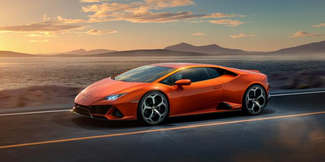 Lamborghini ra mắt siêu xe Huracan EVO hoàn toàn mới-2