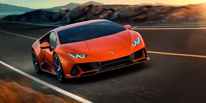 Lamborghini ra mắt siêu xe Huracan EVO hoàn toàn mới-3