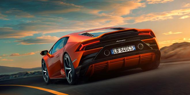 Lamborghini ra mắt siêu xe Huracan EVO hoàn toàn mới-4