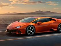 Lamborghini ra mắt siêu xe Huracan EVO hoàn toàn mới