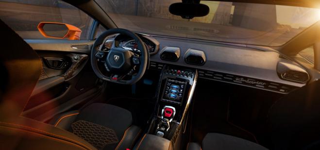 Lamborghini ra mắt siêu xe Huracan EVO hoàn toàn mới-5