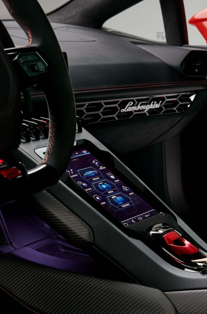Lamborghini ra mắt siêu xe Huracan EVO hoàn toàn mới-6