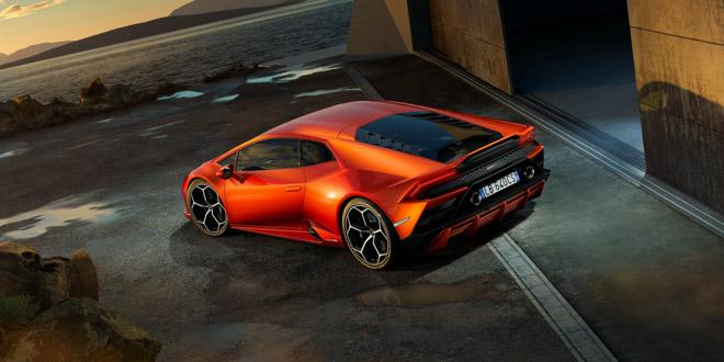 Lamborghini ra mắt siêu xe Huracan EVO hoàn toàn mới-7