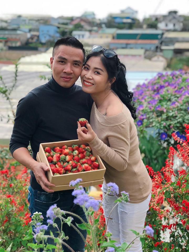 Vừa làm lành 1 tháng, MC Hoàng Linh lại làm vị hôn phu nổi giận, phản ứng của anh khiến cô thấy hãi vô cùng-2