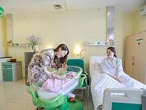 Diệp Chi giúp em gái chọn dịch vụ sinh nở 'cực chất'