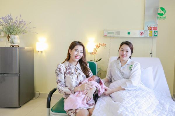 Diệp Chi giúp em gái chọn dịch vụ sinh nở cực chất-2