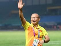 HLV Park Hang Seo lý giải vì sao báo Hàn Quốc gọi tuyển Việt Nam là