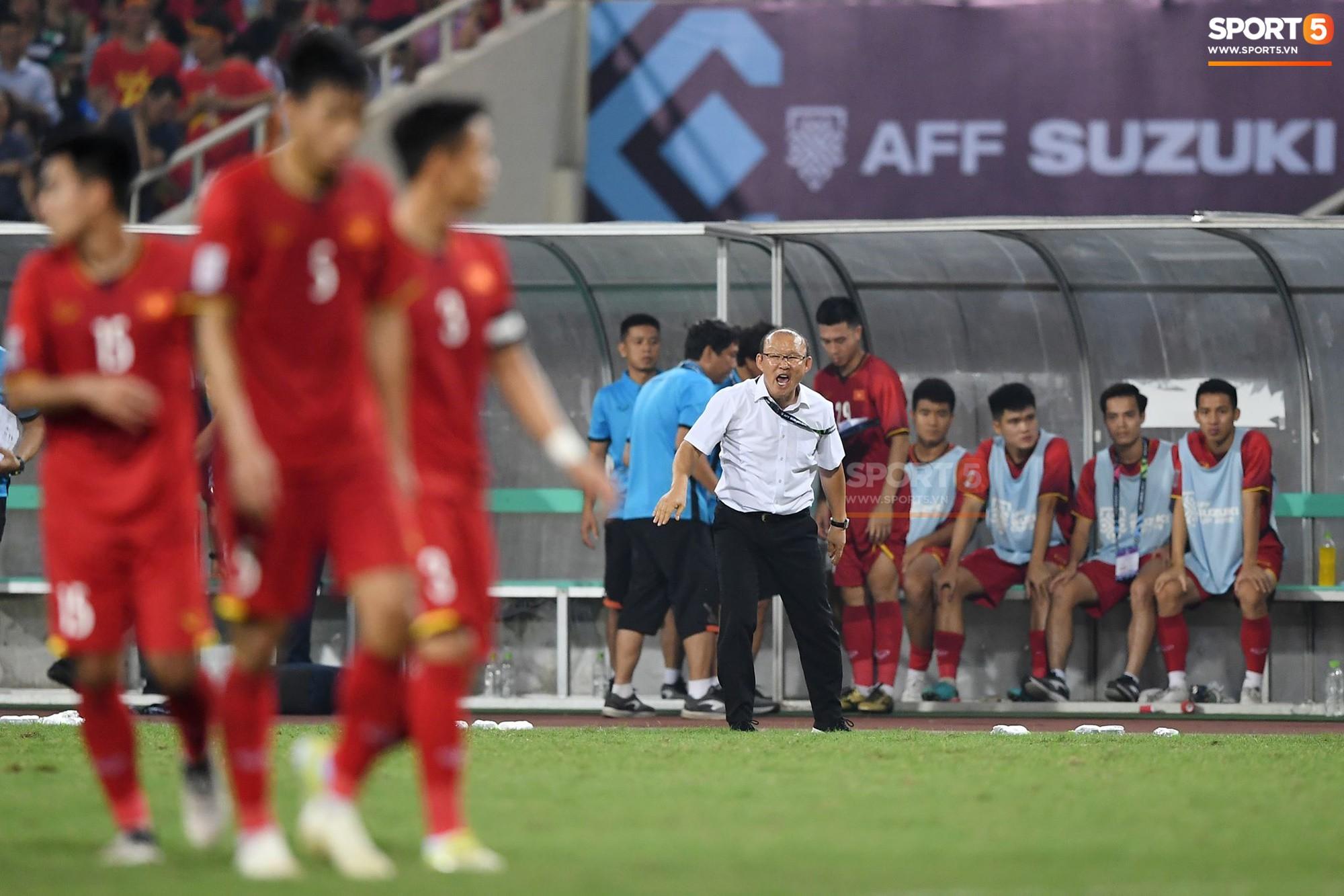 HLV Park Hang Seo lý giải vì sao báo Hàn Quốc gọi tuyển Việt Nam là những chú sói-1