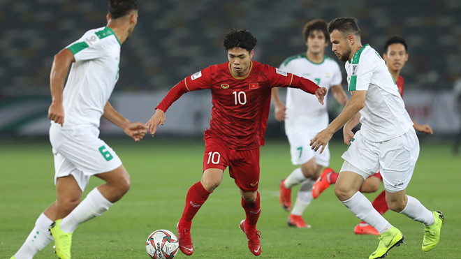 Việt Nam vs Iraq (2-3): Thua ngược phút 90 dù dẫn bàn 2 lần-2