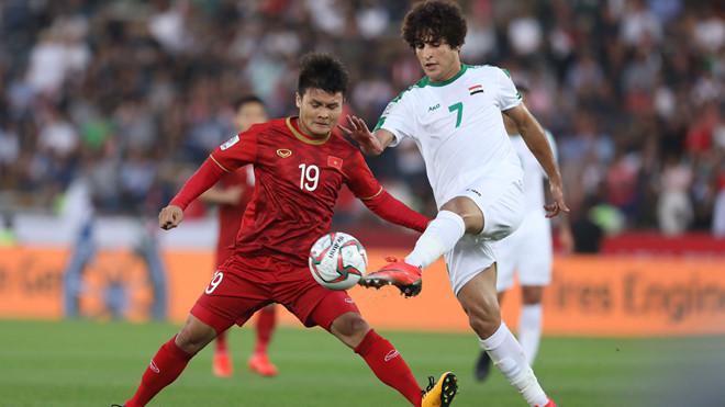 Việt Nam vs Iraq (2-3): Thua ngược phút 90 dù dẫn bàn 2 lần-1