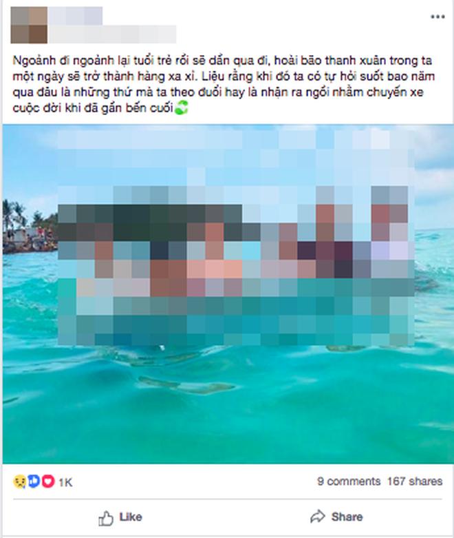 Nghẹn lòng với status Facebook cuối cùng của Thảo - nữ sinh tử nạn trên chuyến xe khách lao xuống đèo Hải Vân-2