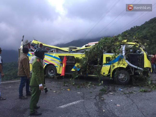 Người cứu 10 nạn nhân vụ xe khách lao xuống đèo Hải Vân: Nhiều em mắc kẹt trong xe gào khóc, kêu cứu thất thanh-6