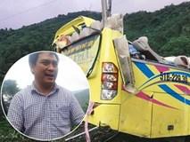 Người cứu 10 nạn nhân vụ xe khách lao xuống đèo Hải Vân: