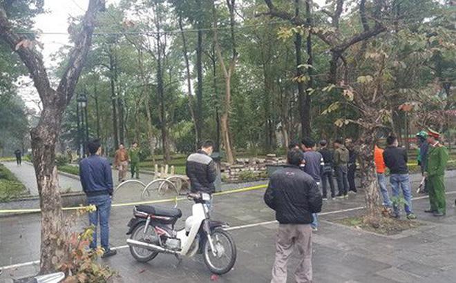 Vụ án mạng ở vườn hoa Hà Đông: Cử lực lượng công an tinh nhuệ tìm hung thủ-1
