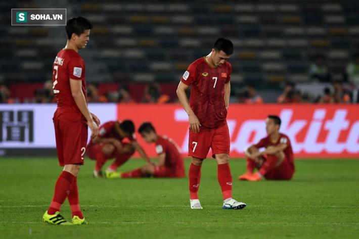 Đừng khóc cho HLV Park Hang Seo, mà hãy vui vì dấu ấn Việt Nam!-1