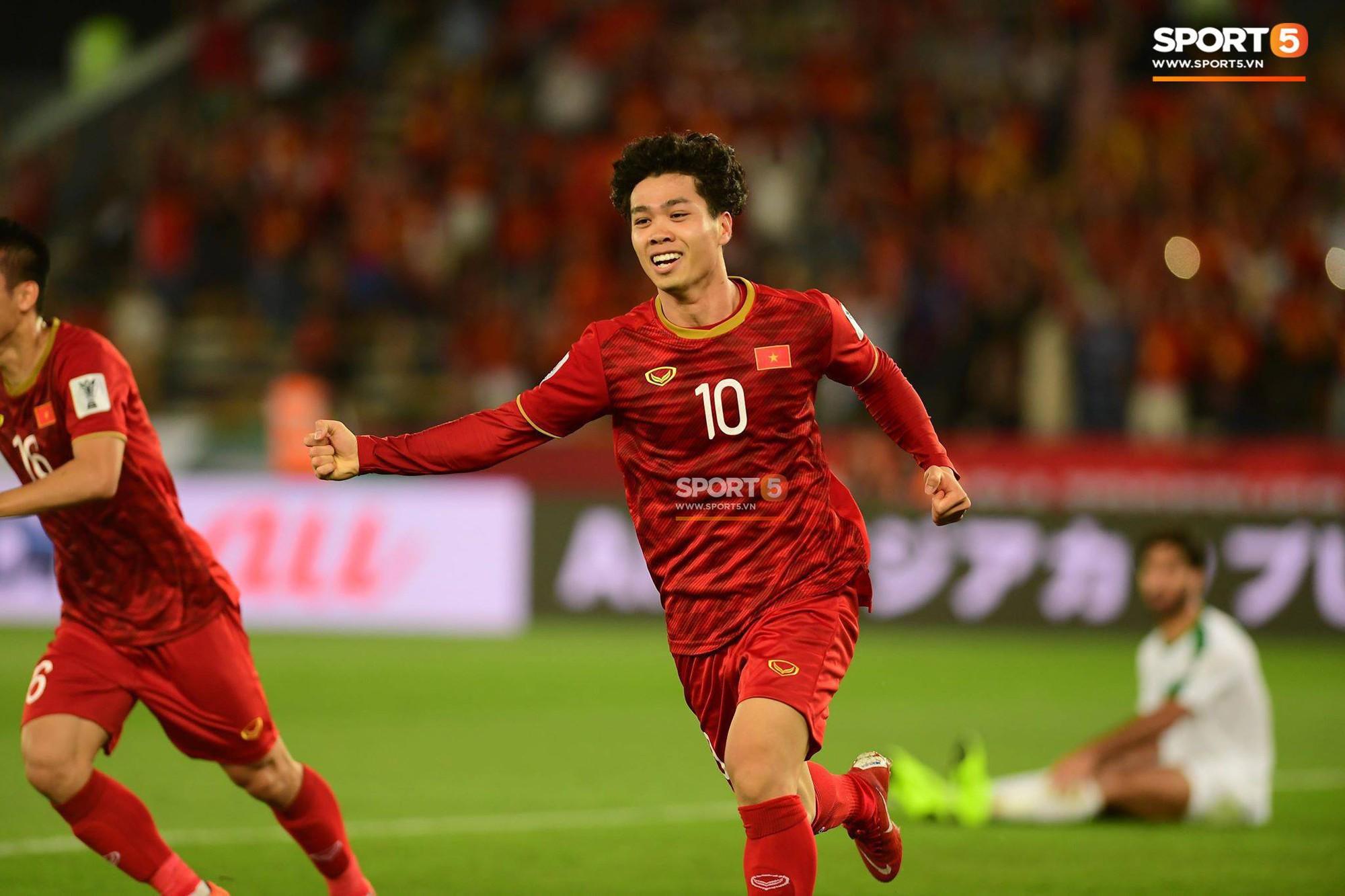 Báo châu Á chấm điểm Iraq 3-2 Việt Nam: Văn Lâm nhận điểm thấp nhất, Công Phượng sáng không ai bằng-11