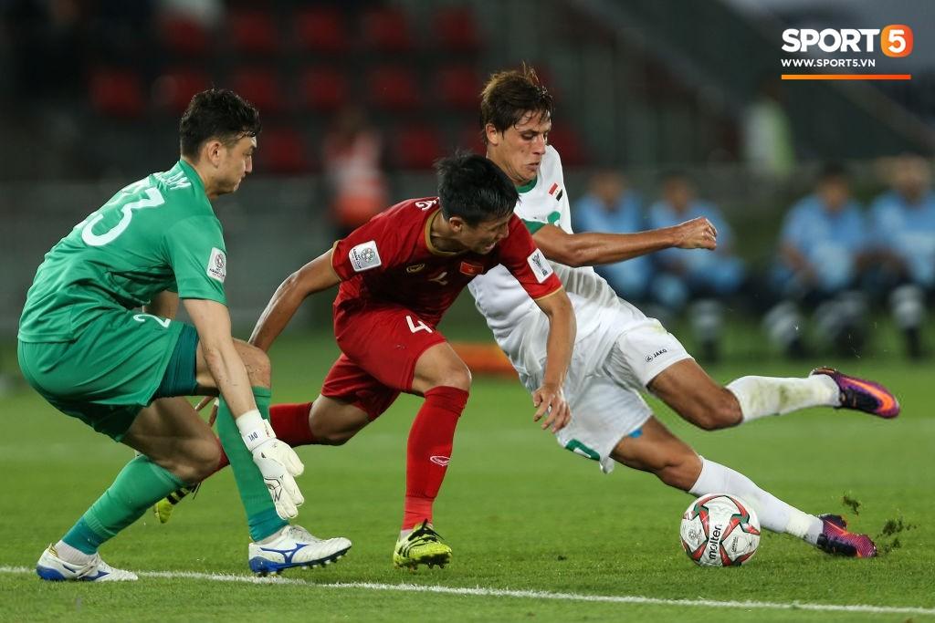 Báo châu Á chấm điểm Iraq 3-2 Việt Nam: Văn Lâm nhận điểm thấp nhất, Công Phượng sáng không ai bằng-4