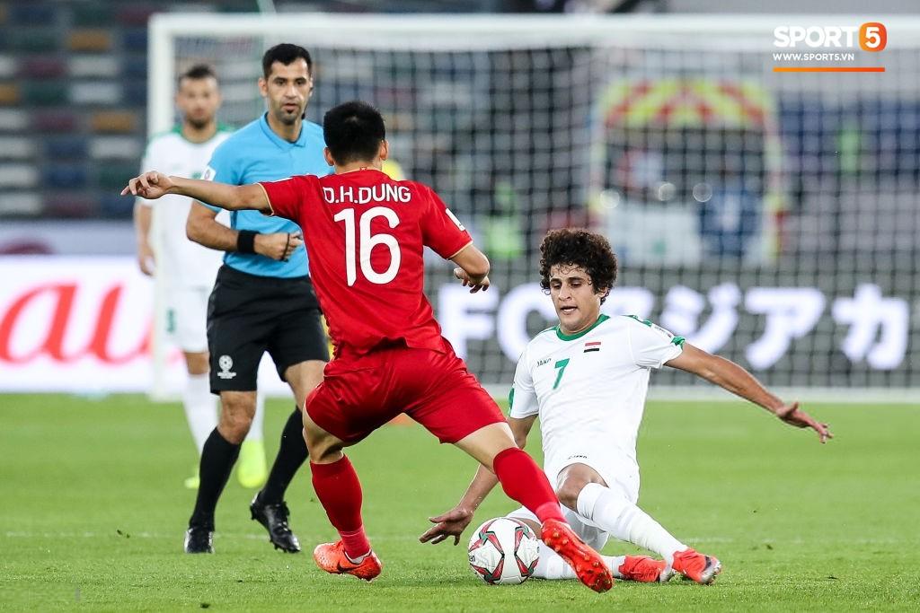Báo châu Á chấm điểm Iraq 3-2 Việt Nam: Văn Lâm nhận điểm thấp nhất, Công Phượng sáng không ai bằng-8