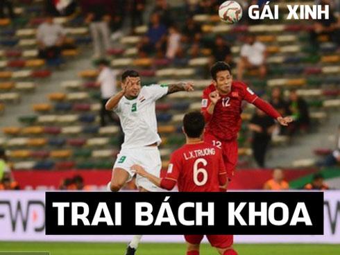 Những bức ảnh chế lầy lội đỉnh cao lấy cảm hứng từ các cầu thủ đội tuyển Việt Nam