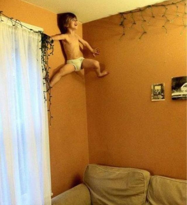 Những khoảnh khắc chứng tỏ trẻ con chính là trò vui lớn nhất trong cuộc sống này-3