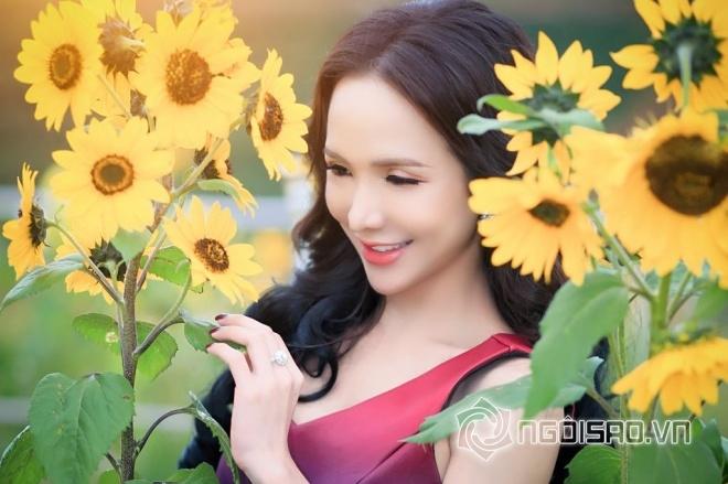 Mỹ nhân chuyển giới Đoàn Trần đẹp nao lòng giữa đồng hoa Đà Lạt-4