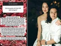 Người yêu Phan Thành bất ngờ chia sẻ 'khi hết tình sẽ tự động rời bỏ' khiến dân mạng nghi ngờ tình đẹp tan vỡ