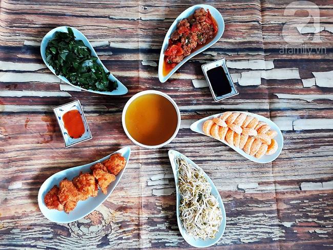 Tham khảo ngay thực đơn cơm tối 5 món ngon - đẹp giá chỉ 90k mẹ 8x Hải Phòng chia sẻ-6