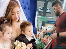 Không ngờ ông xã tin đồn của Elly Trần có quan điểm làm chồng, làm cha tuyệt vời thế này!