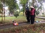 Để con trai 8 tuổi chơi một mình ở trung tâm Sài Gòn rồi mất tích, người mẹ khóc ngất đi tìm con-2