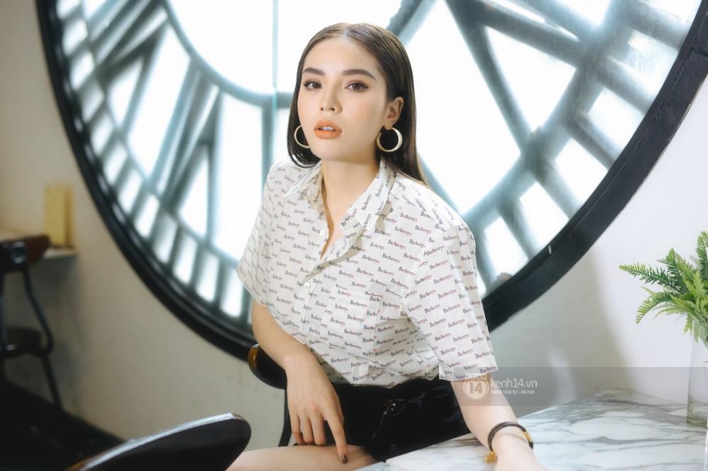 Kỳ Duyên lần đầu tiết lộ lý do nghỉ chơi Jolie Nguyễn, tin đồn mâu thuẫn với Á hậu Huyền My-1
