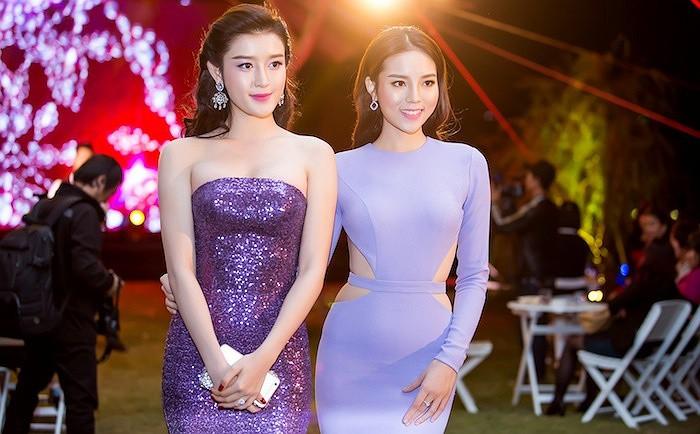 Kỳ Duyên lần đầu tiết lộ lý do nghỉ chơi Jolie Nguyễn, tin đồn mâu thuẫn với Á hậu Huyền My-2