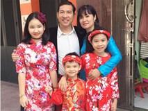 Quang Thắng 'mũi to' tiết lộ người vợ bí ẩn kém 11 tuổi