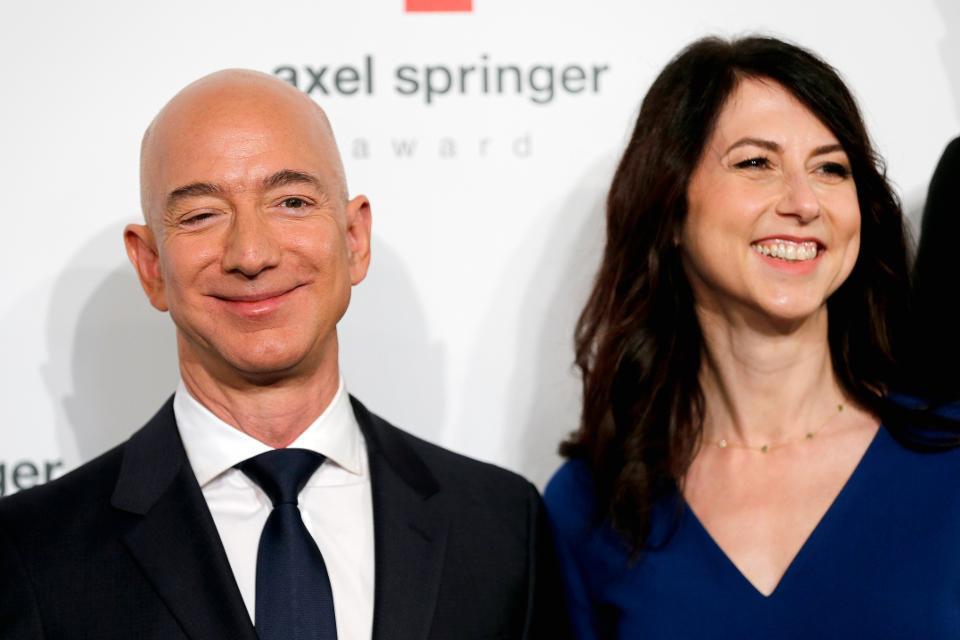 Cuộc chiến phân chia 137 tỷ USD sau vụ ly hôn của tỷ phú Jeff Bezos-1