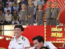 5 chú tiểu nhóm Bồng Lai khiến sân khấu Thách thức danh hài 'bấn loạn' vì quá đáng yêu