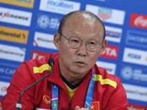 HLV Park: 'Việt Nam bắt buộc phải thi đấu xuất sắc khi đối đầu Iran'
