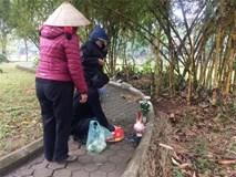 Cô gái tử vong lõa thể trong công viên Hà Nội bị AIDS giai đoạn cuối
