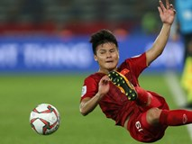 Pha đi bóng, dứt điểm đẳng cấp của Quang Hải lọt top 10 tình huống xử lý hay nhất tuần đầu Asian Cup