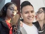 Đăng status chúc mừng đội tuyển Việt Nam nhưng lại bơ đẹp bình luận ngọt ngào của Quang Hải, Nhật Lê khiến fan đồn đoán...-4