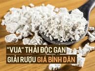 Loại củ dân dã ở chợ Việt được ví là 'lương dược': Giải độc gan, giải rượu, giảm đường máu