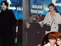 Hậu ly hôn, Tim và Trương Quỳnh Anh vẫn cùng nhau đi Sapa nhưng tránh chụp ảnh cùng nhau