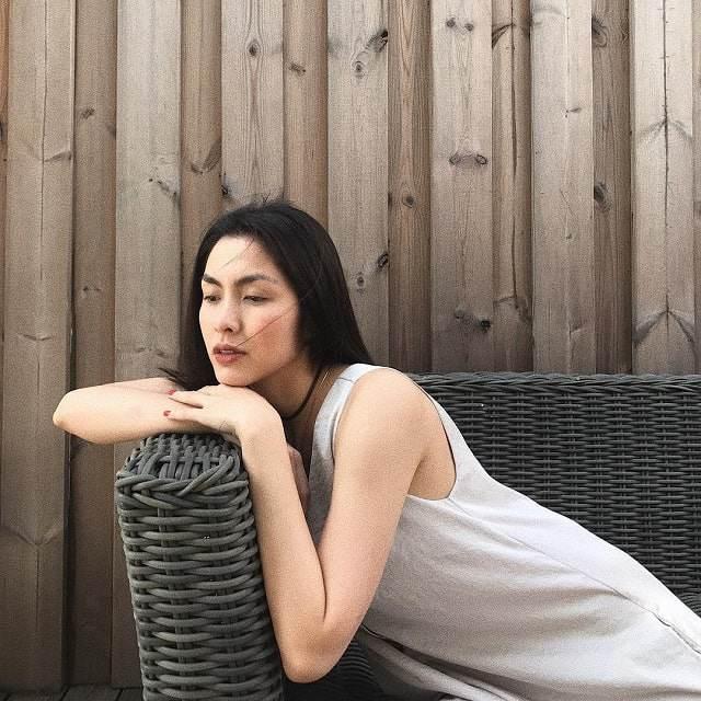 Muốn đẹp phải học Hà Tăng, không cầu kì rắc rối, chỉ một kiểu tóc mà đẹp hết bốn mùa-2