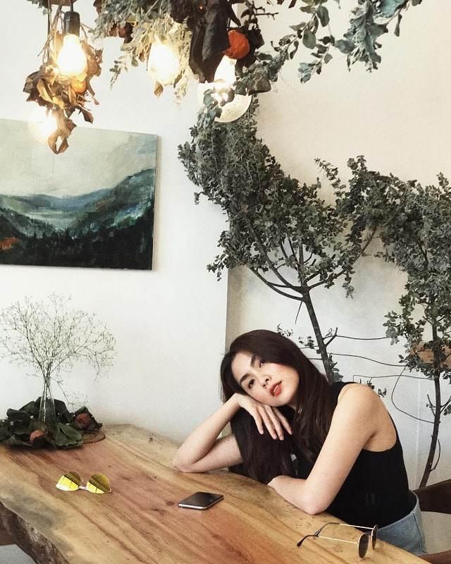 Muốn đẹp phải học Hà Tăng, không cầu kì rắc rối, chỉ một kiểu tóc mà đẹp hết bốn mùa-5